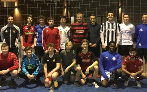 Indoor Soccer 1