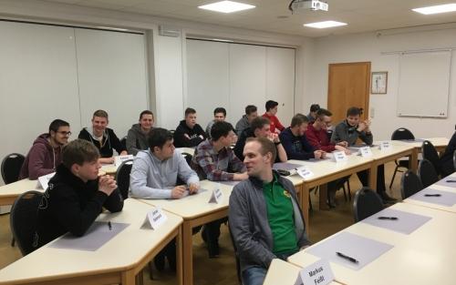 PVK Lehrgang Teilnehmer