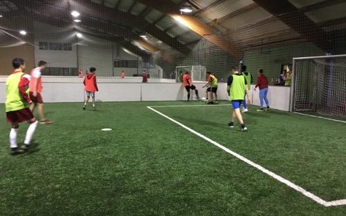 Stützpunkt Indoor Soccer 3