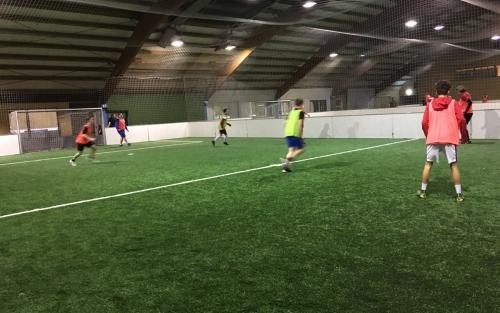 Stützpunkt Indoor Soccer 4