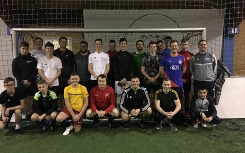 Indoor Soccer Umkirch 1