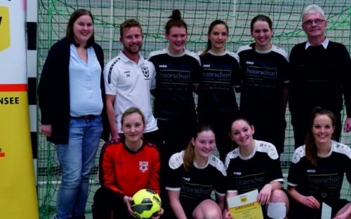 Futsal-BM Frauen - Foto Tatjana Graf