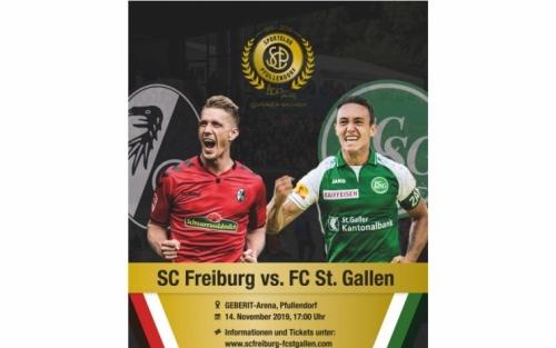 Plakat SC Pfullendorf