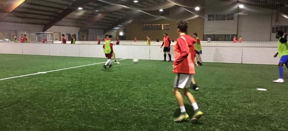 Stützpunkt Indoor Soccer 2