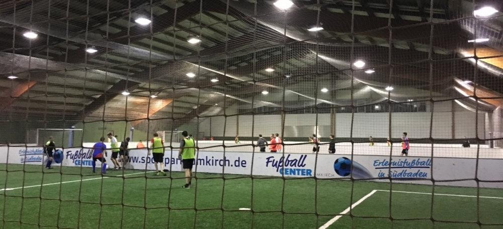 Indoor Soccer Umkirch 3